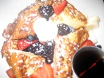 Blu Jam French Toast